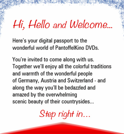 Welcome to PantoffelKino